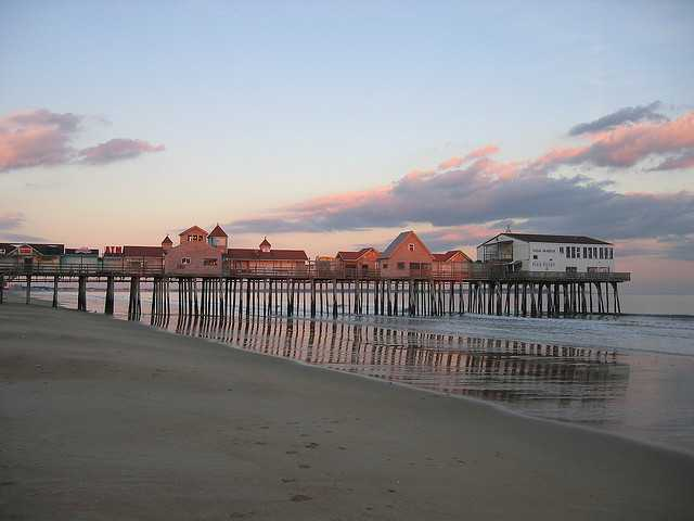 Downtown Old Orchard Beach